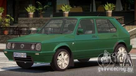 Volkswagen Golf ST V1.0 для GTA 4