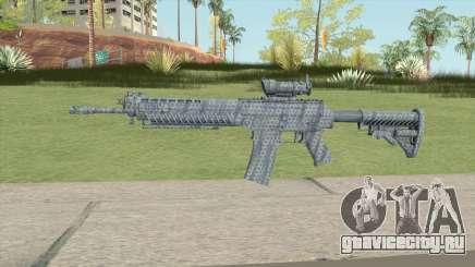 SG-553 Dots Wave (CS:GO) для GTA San Andreas