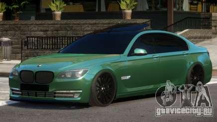 BMW 750Li Tuned V1.1 для GTA 4