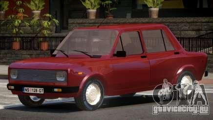 Fiat 128 V1.0 для GTA 4