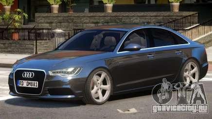 Audi A6 RS V1.0 для GTA 4