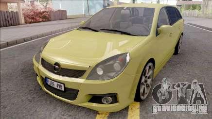Opel Vectra C OPC Caravan для GTA San Andreas