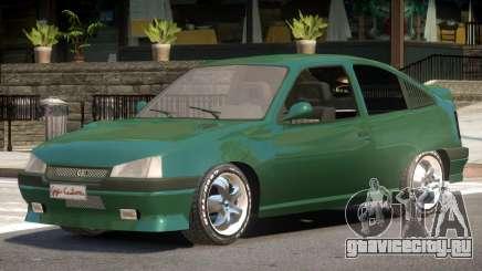 Opel Kadett ST для GTA 4