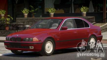 BMW 525I V1.0 для GTA 4