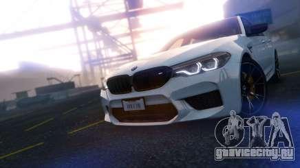 BMW M5 F90 2019 Competition V3.0 для GTA 5