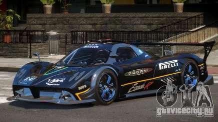 Pagani Zonda RS PJ3 для GTA 4