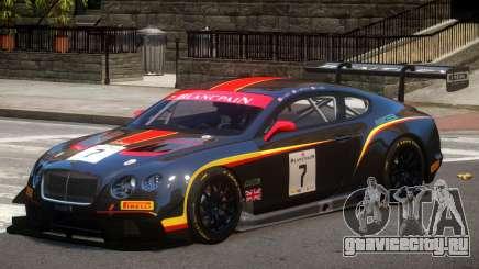 Bentley Continental GTS PJ1 для GTA 4