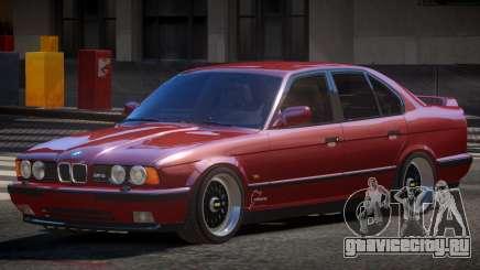 BMW M5 E34 Tuned для GTA 4