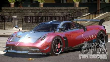 Pagani Huayra GT для GTA 4