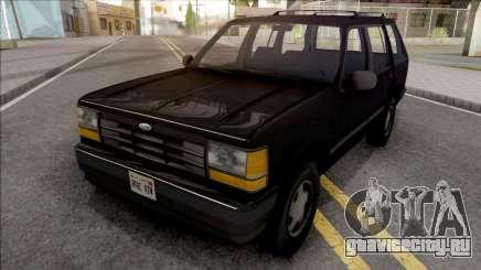 Ford Explorer 1991 для GTA San Andreas