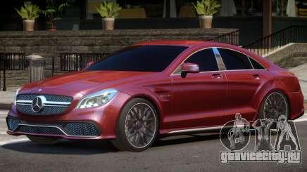 Mercedes Benz CLS 63 V1.0 для GTA 4