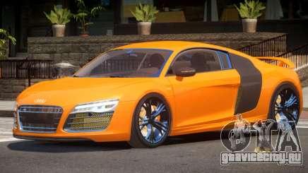Audi R8 GT Sport V1.0 для GTA 4