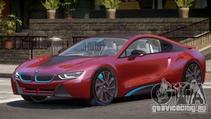 BMW i8 GT Sport для GTA 4