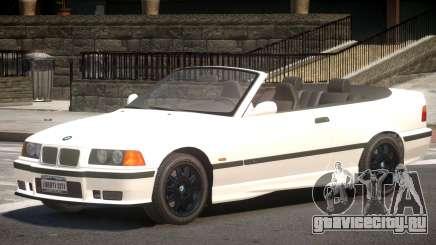 1997 BMW M3 E36 V1.0 для GTA 4