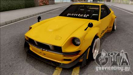 Nissan 240SX 1994 Facelift S30 Frontend V.2 для GTA San Andreas