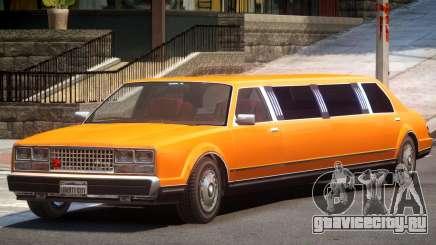 Esperanto Limousine V1.0 для GTA 4