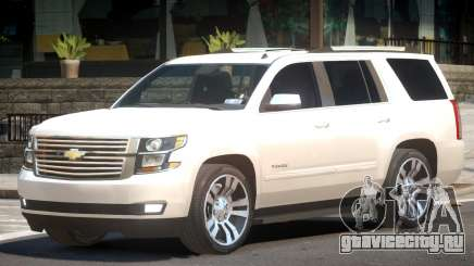 Chevrolet Tahoe Elite для GTA 4