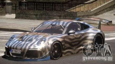 Porsche 911 GT-3 V1.0 PJ4 для GTA 4