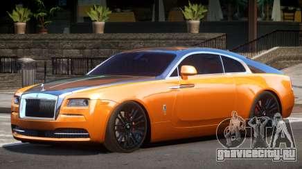 Rolls Royce Wraith Elite для GTA 4