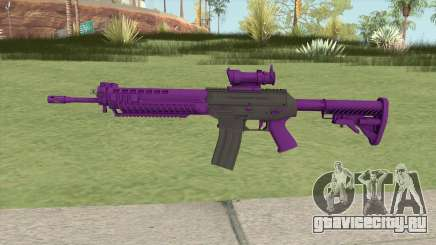 SG-553 Purple (CS:GO) для GTA San Andreas