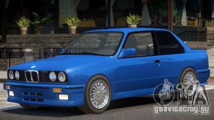 BMW M3 E30 ST для GTA 4