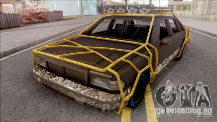 Reinforced Sedan SA Style для GTA San Andreas