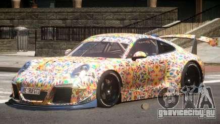 Porsche 911 GT-3 V1.0 PJ5 для GTA 4