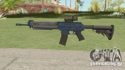 SG-553 Navy (CS:GO) для GTA San Andreas