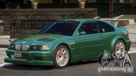 BMW M3 ST V1.0 для GTA 4