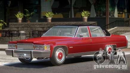 1978 Cadillac Fleetwood Brougham для GTA 4
