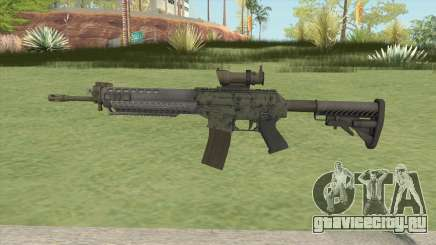 SG-553 Army Shine (CS:GO) для GTA San Andreas