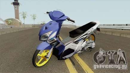 Yamaha Nouvo Z Babylook для GTA San Andreas