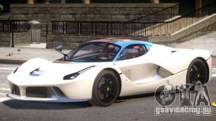 Ferrari LaFerrari GT-S для GTA 4