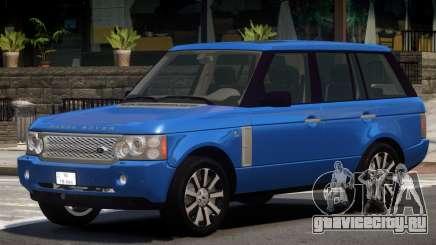 LR Range Rover V1 для GTA 4