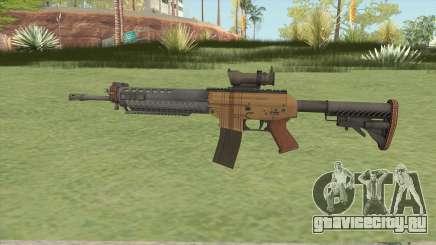 SG-553 Luggage (CS:GO) для GTA San Andreas