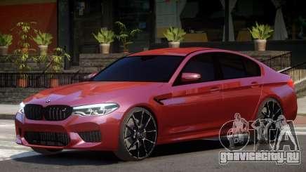 BMW M5 F90 Elite для GTA 4