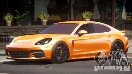 Porsche Panamera ST для GTA 4