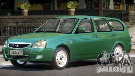 Lada Priora V1.1 для GTA 4