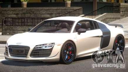 Audi R8 GTS V1.0 для GTA 4