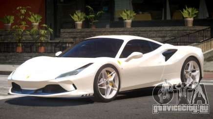 Ferrari F8 Tributo V1.0 для GTA 4