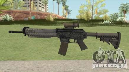 SG-553 Damascus (CS:GO) для GTA San Andreas