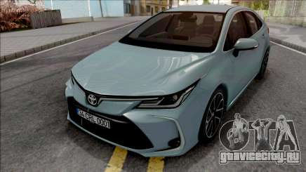 Toyota Corolla 2020 для GTA San Andreas