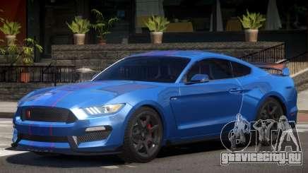Ford Shelby GT350R V1.2 для GTA 4