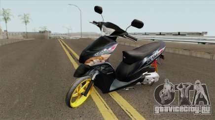 Yamaha Mio J Babylook для GTA San Andreas