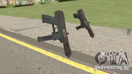 Tec-9 (CS:GO) для GTA San Andreas