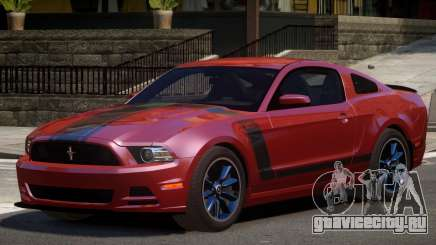 Ford Mustang RS V1.0 для GTA 4