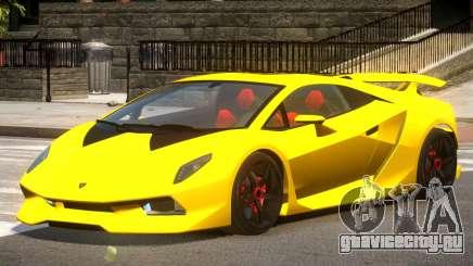 Lamborghini Sesto GT V1.0 для GTA 4