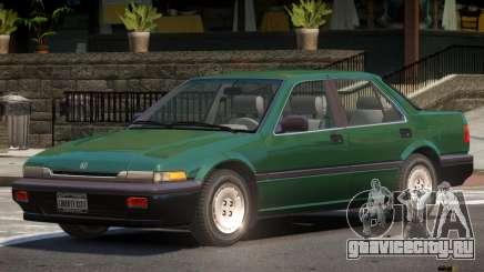 Honda Accord ST для GTA 4