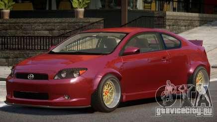 Scion TC GT Sport для GTA 4
