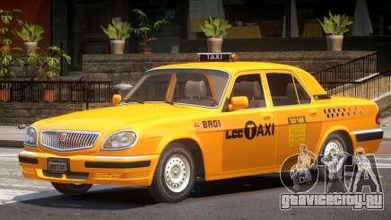 GAZ 31105 Taxi для GTA 4